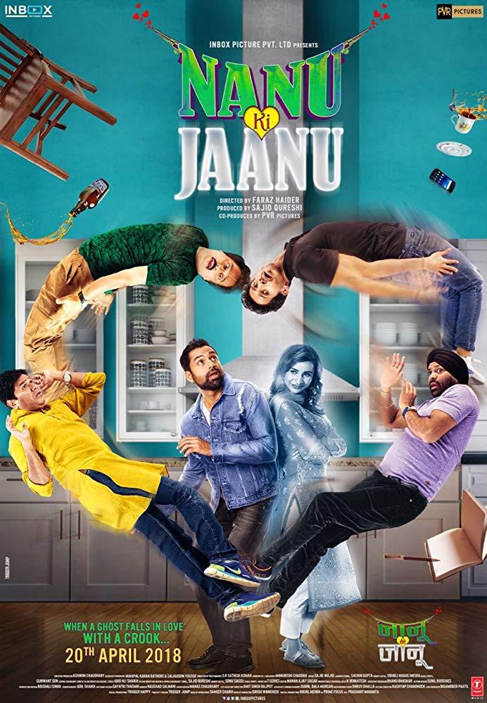 Nanu Ki Jaanu 2018 x264 720p Hindi GOPISAHI