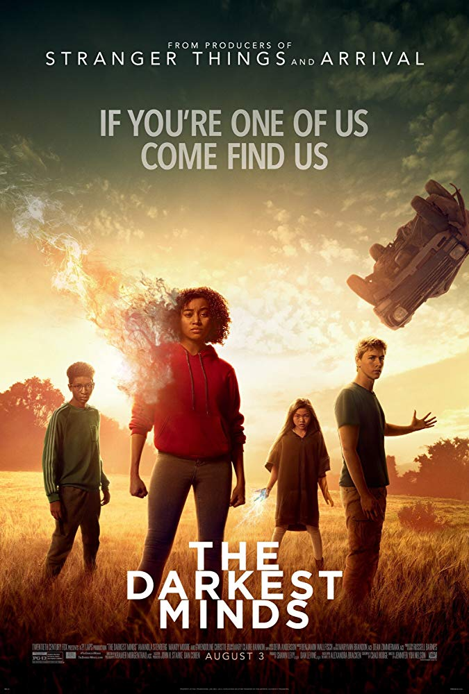 The Darkest Minds 2018 720p BluRay H264 AAC-RARBG