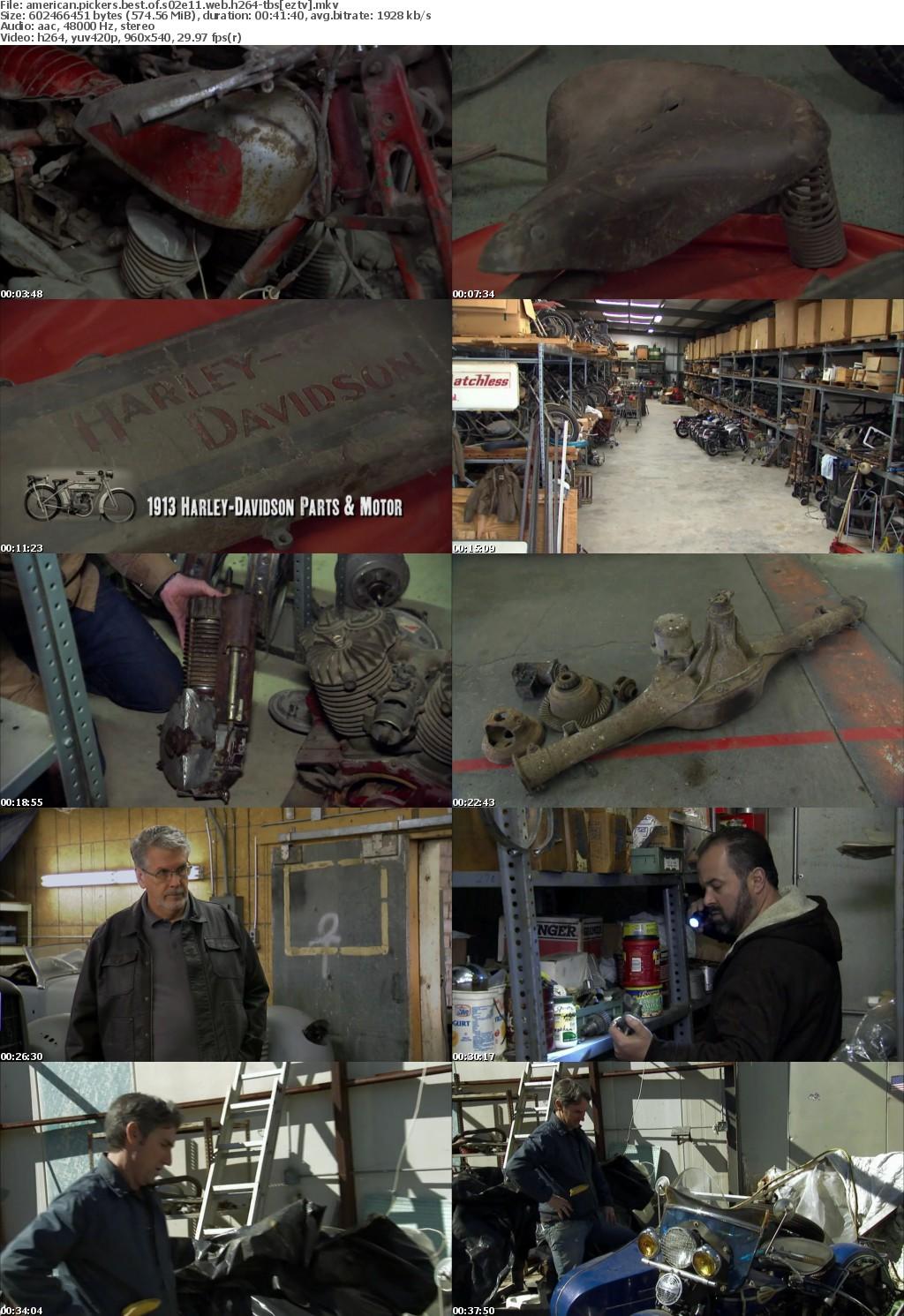 American Pickers Best of S02E11 WEB h264-TBS