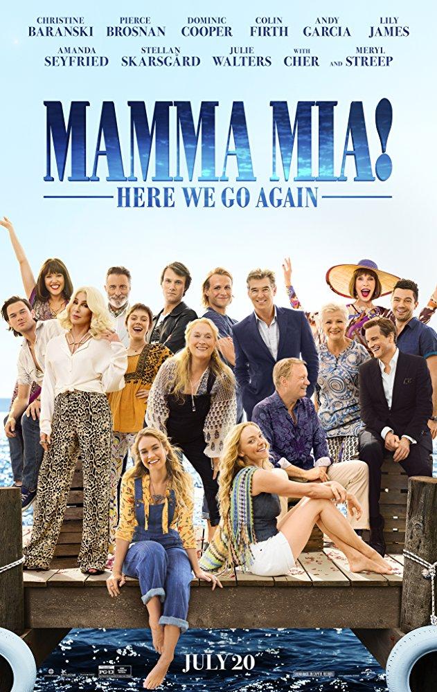 Mamma Mia Here We Go Again 2018 720p 10bit BluRay 6CH x265 HEVC-PSA