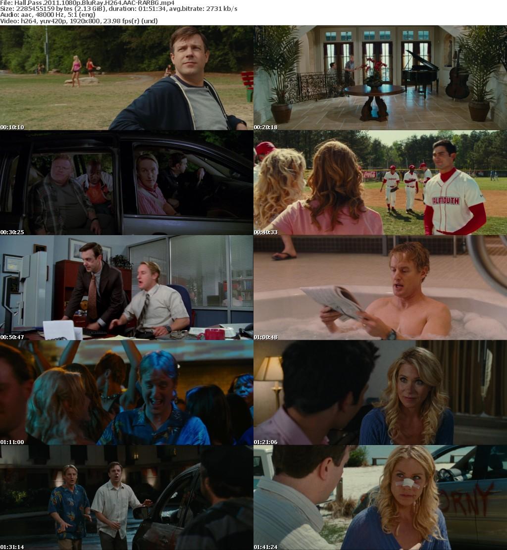 Hall Pass (2011) 1080p BluRay H264 AAC-RARBG