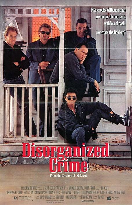 Disorganized Crime 1989 BRRip XviD MP3-XVID