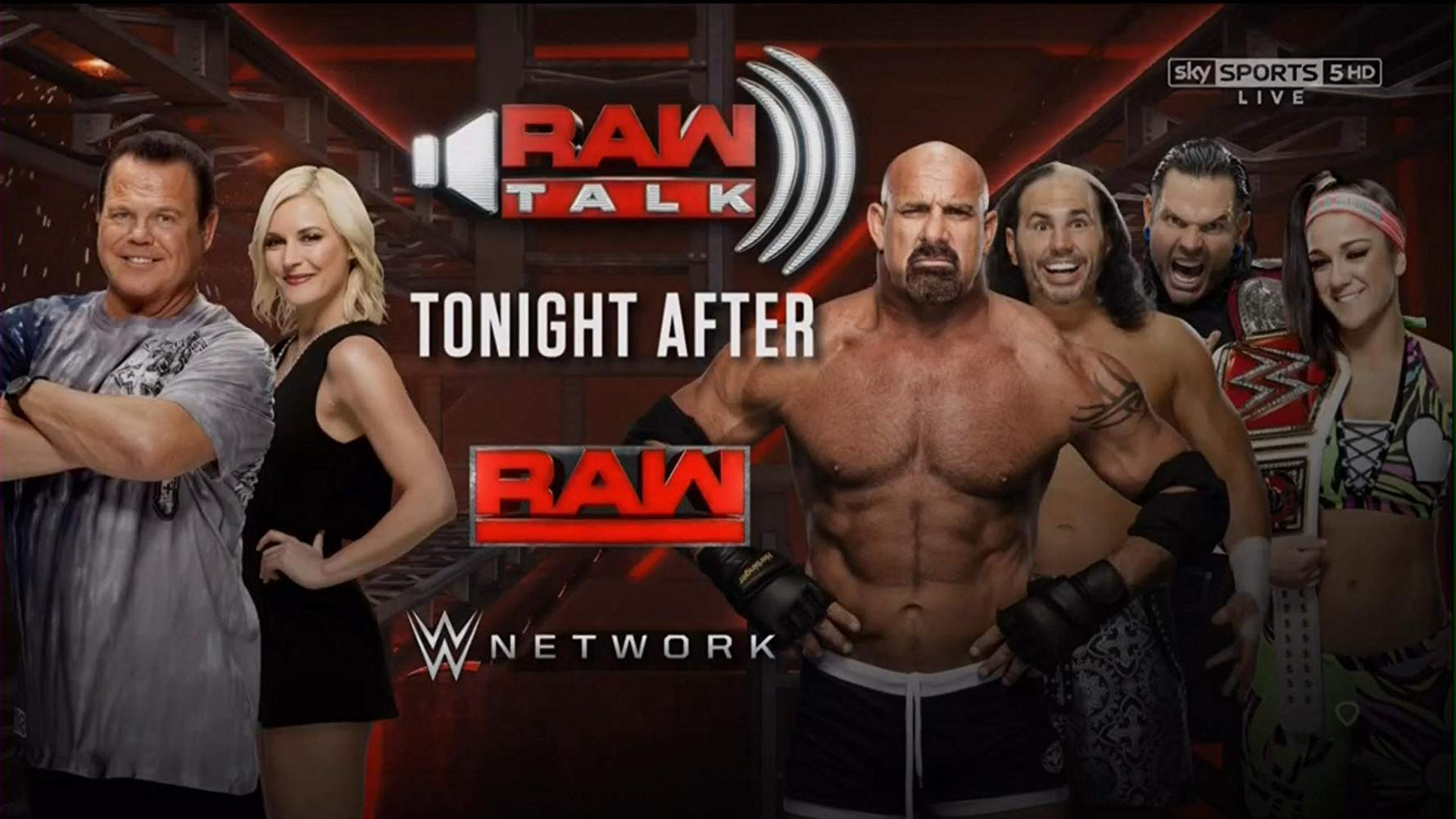 WWE Monday Night Raw 2018 10 22 HDTV x264-NWCHD