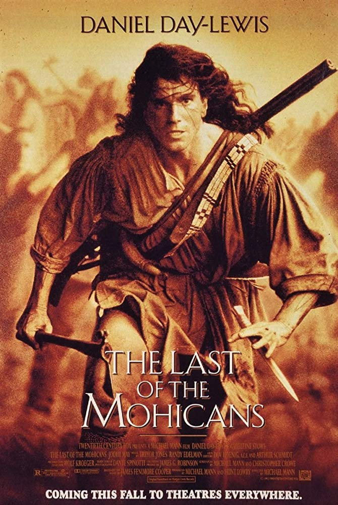 The Last Of The Mohicans 1992 DC 1080p BluRay x264 Dual Audio Hindi 2 0 - English DD 5 1 ESub MW