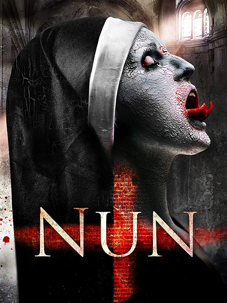 Nun (2017) HDRip AC3 X264-CMRG