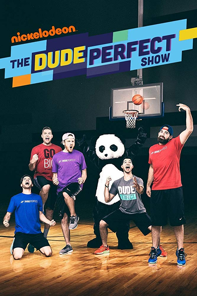 The Dude Perfect Show S02E17 Fear of Heights Sit Down Stand-off WEB x264-KOMPOST