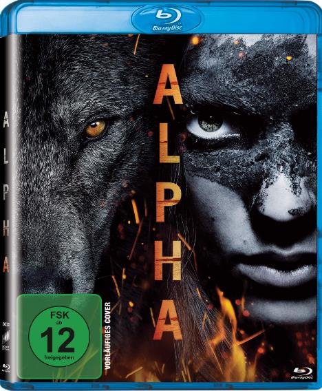 Alpha (2018) DC BDRip x264-FLAME