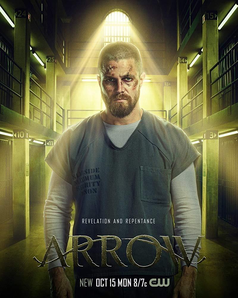 Arrow S07E03 720p HDTV x265-MiNX