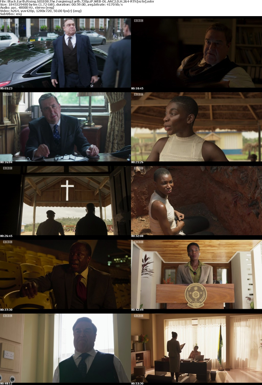 Black Earth Rising S01E08 The Forgiving Earth 720p iP WEB-DL AAC2.0 H264-RTN