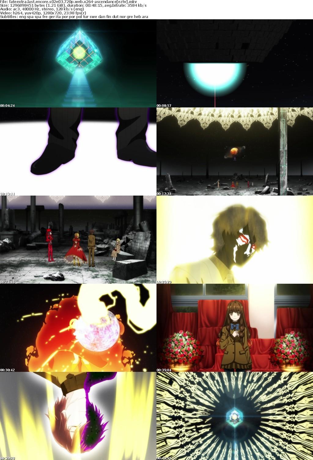 Fate Extra Last Encore S02E03 DUBBED 720p WEB x264-ASCENDANCE
