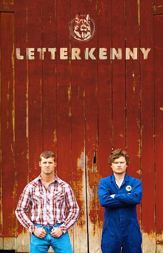 Letterkenny S04E04 HDTV x264-aAF