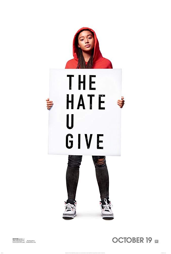 The Hate U Give 2018 HC HDRip XviD AC3-EVO[EtMovies]