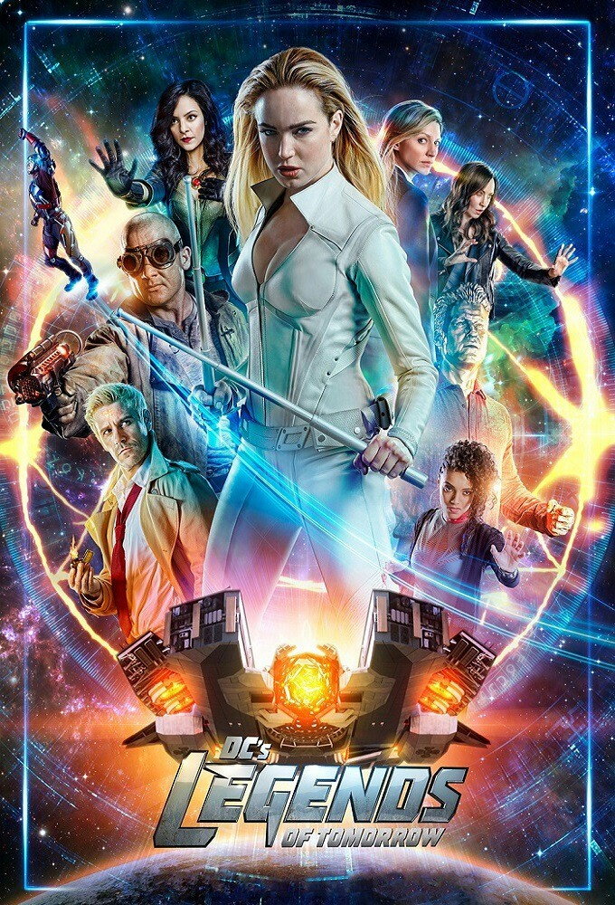 DCs Legends of Tomorrow S04E02 Witch Hunt NF WEBRip DD5 1 x264-LAZY