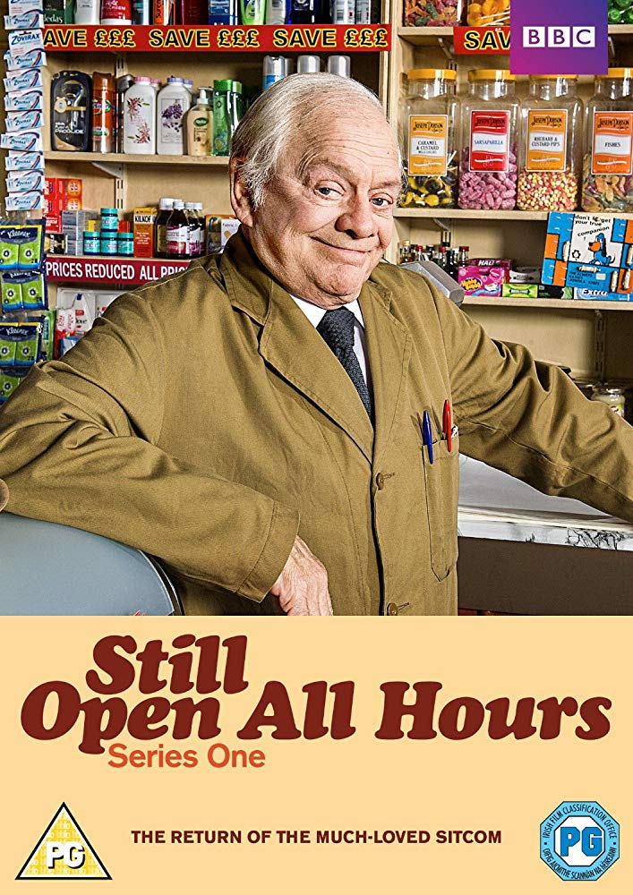 Still Open All Hours S05E05 HDTV x264-MTB