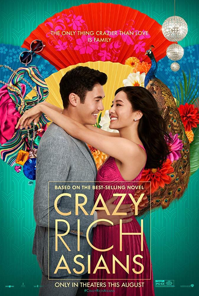 Crazy Rich Asians 2018 HDRip AC3 X264-CMRG