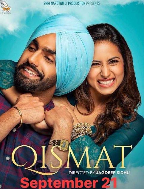 Qismat (2018) Punjabi 720p Pre-CAMRip x264-DLW