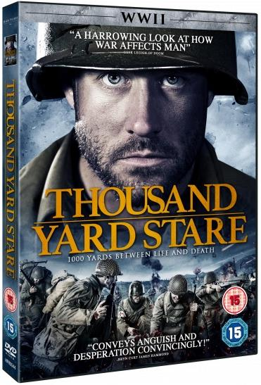 Thousand Yard Stare 2018 BRRip XviD AC3-EVO