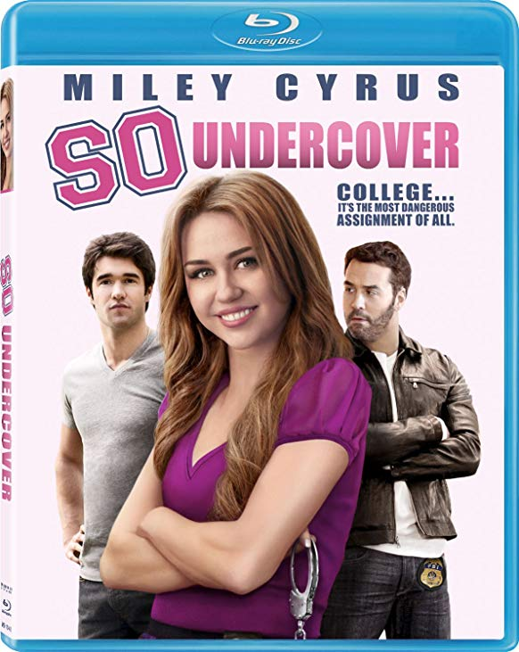 So Undercover 2012 1080p BluRay H264 AAC-RARBG