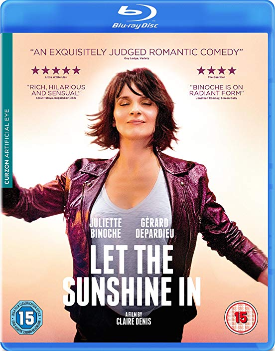 Let the Sunshine In (2017) WEBRip - SHADOW