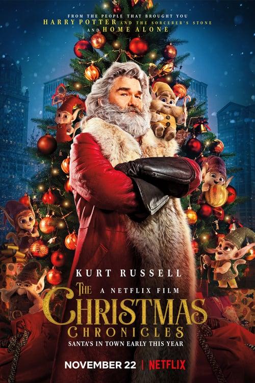 The Christmas Chronicles 2018 NORDiC 1080p WEBRip x264-EGEN