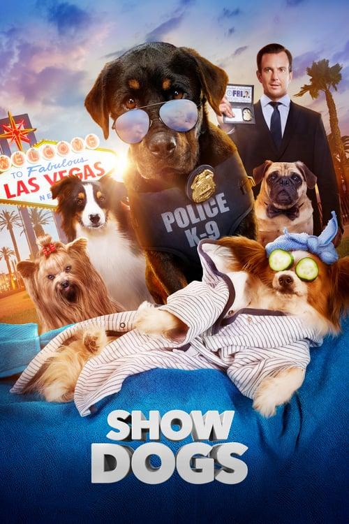 Show Dogs 2018 720p BluRay x264-x0r