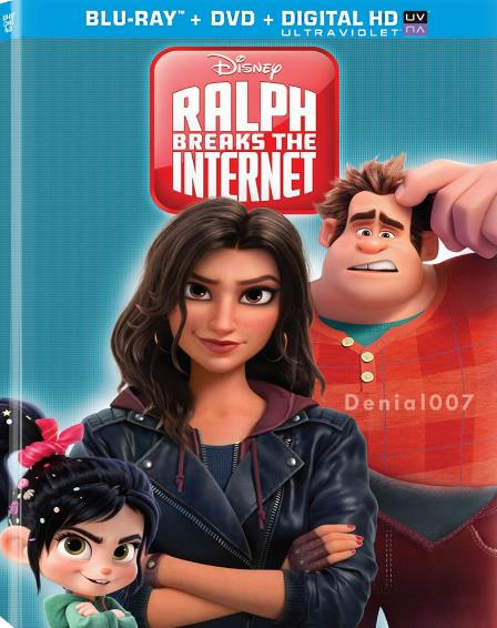 Ralph Breaks the Internet (2018) 1080p BluRay x264 DTS MW