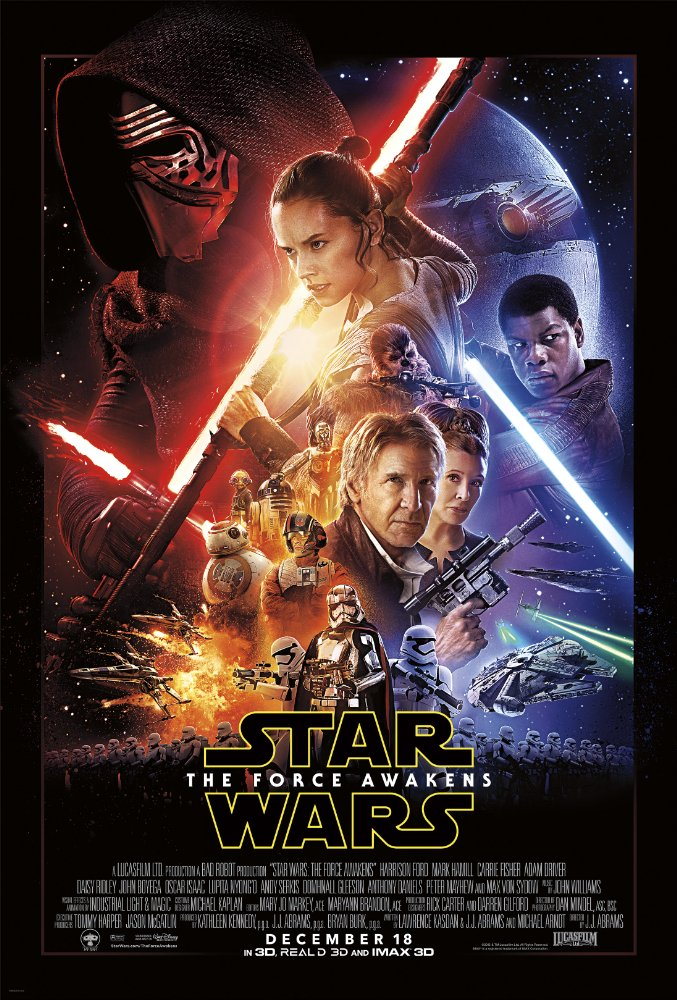Star Wars The Force Awakens 2015 [BluRay] [720p] YIFY