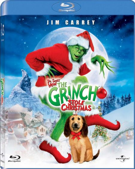 How the Grinch Stole Christmas (2000) 720p BrRip x264 - YIFY