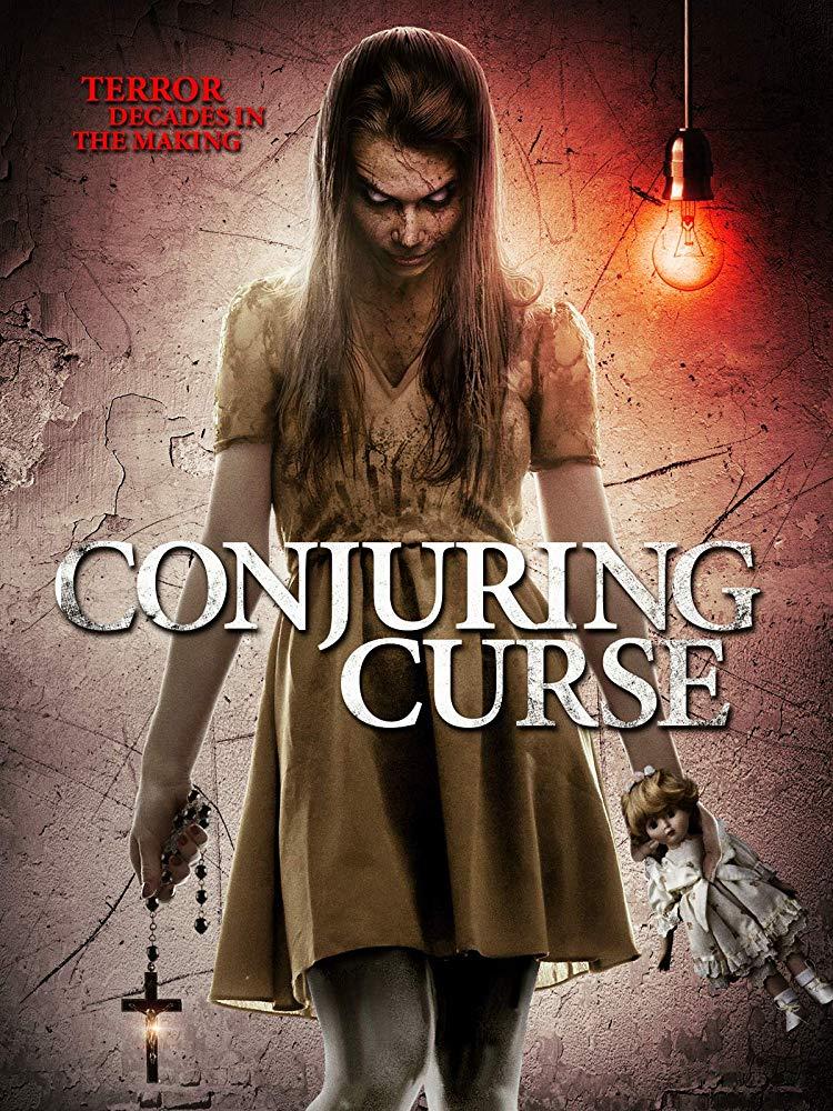 Conjuring Curse 2018 HDRip XviD AC3-EVO