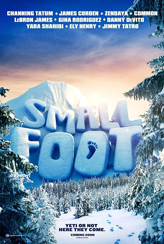 Smallfoot 2018 720p BRRip AC3 X264-CMRG[TGx]