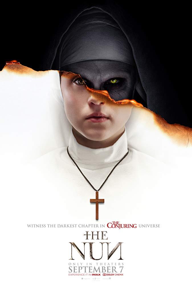 The Nun 2018 BDRip 1080p X265 Ac3-GANJAMAN