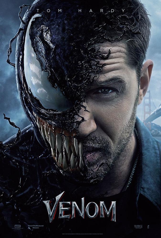 Venom 2018 BRRip XviD AC3-EVO