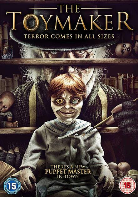 The Toymaker 2018 BRRip XviD AC3-EVO