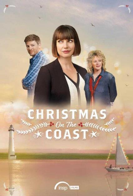 Christmas on the Coast UPTV (2017) HDTV x264 - SHADOW[TGx]