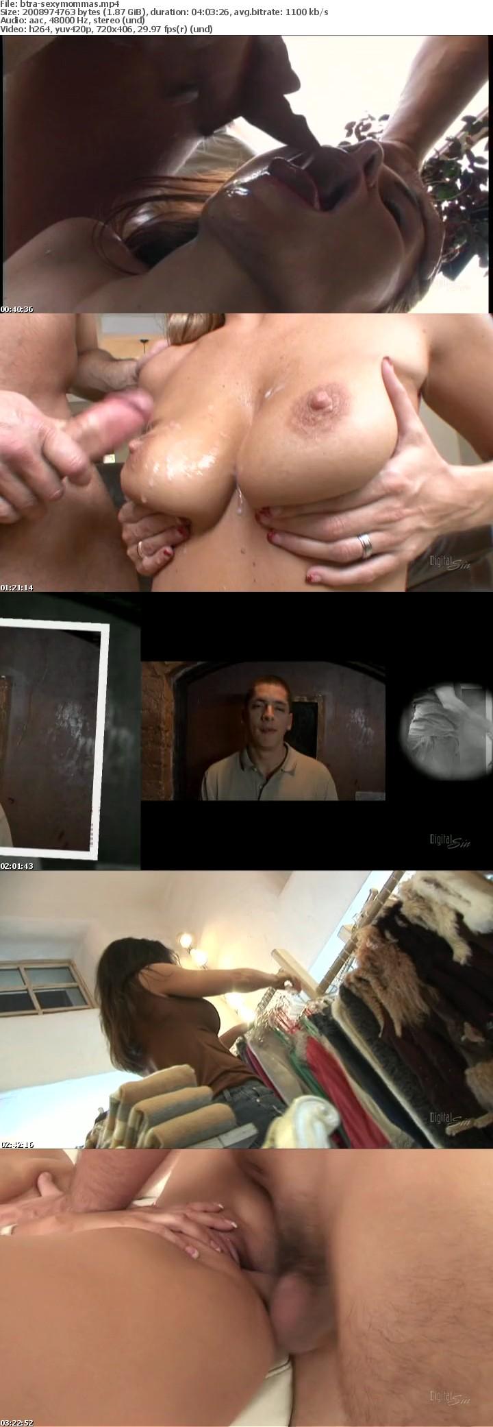Sexy Mommas XXX DVDRip x264-BTRA