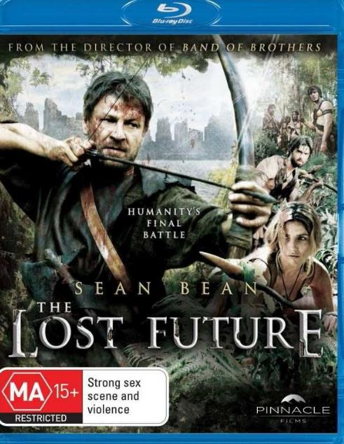 Lost Future (2010) 720p BluRay H264 AAC  RARBG