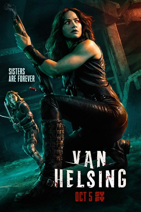 Van Helsing S03E10 Outside World HDTV x264  CRiMSON