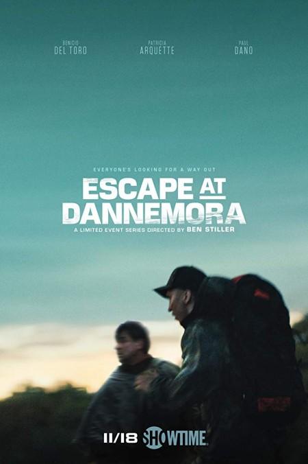 Escape at Dannemora S01E04 720p WEB x265  MiNX