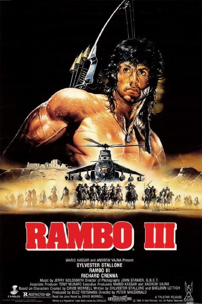 Rambo III 1988 BRRip Xvid Ac3 SNAKE