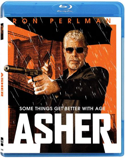 Asher (2018) HDRip XviD AC3  EVO