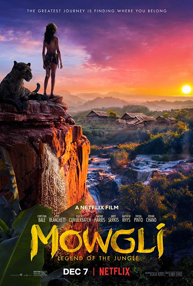 Mowgli Legend of the Jungle 2018 English 720p HDRip x264 ESubs 850MB