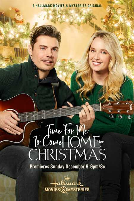 Time for Me to Come Home for Christmas Hallmark (2018) HDTV x264 - SHADOW