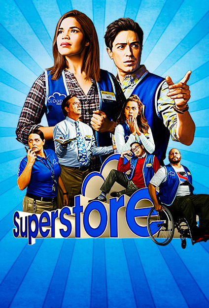 Superstore S04E09 HDTV x264-SVA