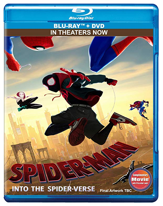 Spider-Man Into the Spider-Verse (2018) 720p PROPER HDCAM x264 MW