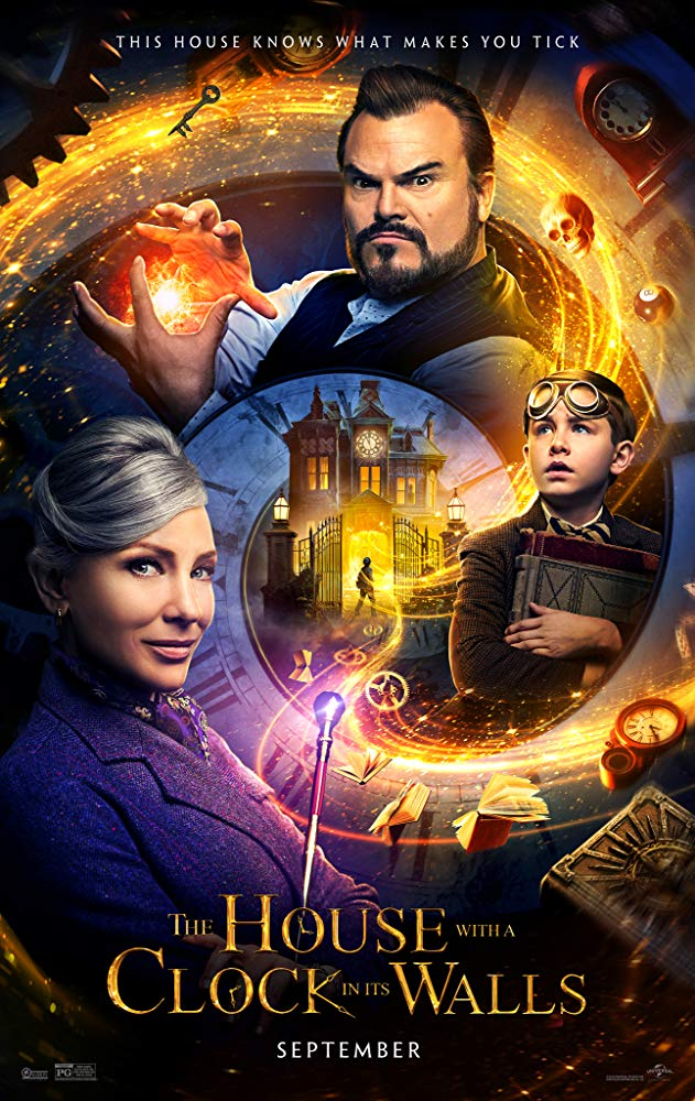 The House with a Clock in Its Walls 2018 BRRip x264 AAC-SSN