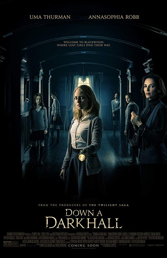 Down a Dark Hall 2018 BluRay 10Bit 1080p DD5 1 H265-d3g