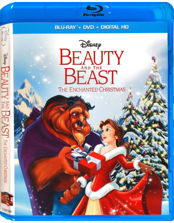 Beauty and the Beast The Enchanted Christmas (1997) 1080p BRRip 5.1-2.0 x264 Phun Psyz