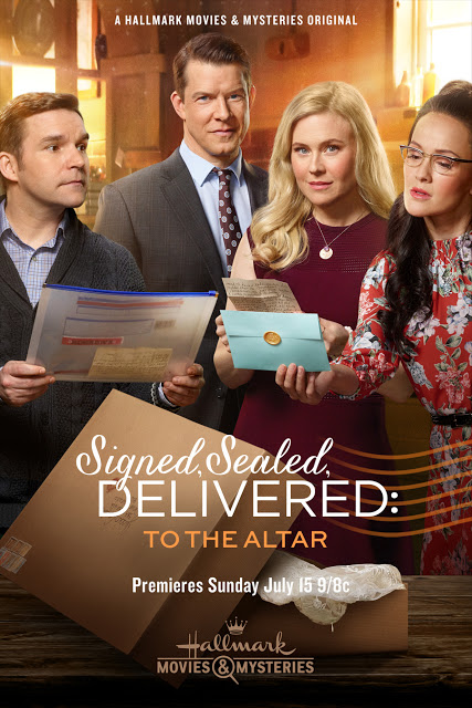Signed Sealed Delivered To the Altar (2018) HDTV x264-REGRET