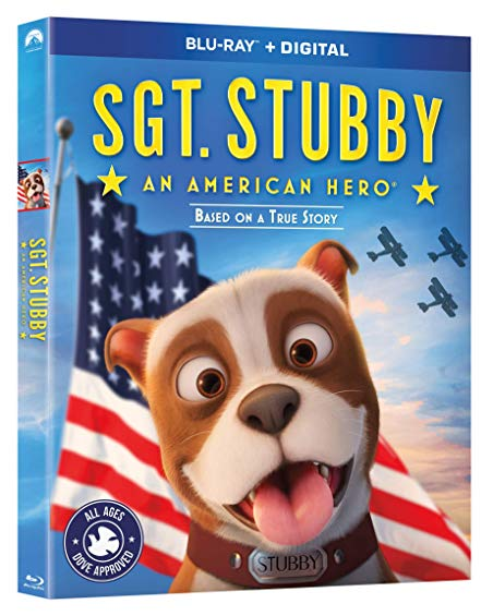 Sgt Stubby An American Hero (2018) BDRip X264-AMIABLE [rarbg]