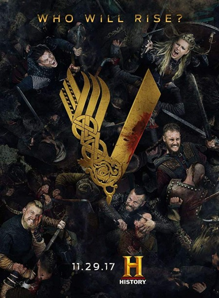 Vikings S05E14 The Lost Moment 720p AMZN WEB-DL DDP5 1 H 264-NTb